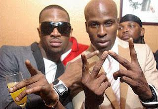 Ikechukwu and D'banj