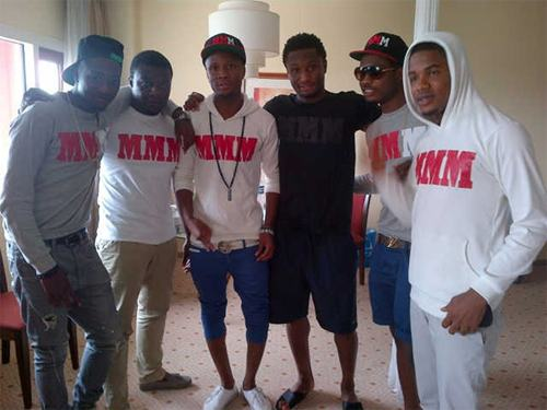 Mikel and MMM crew
