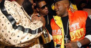 Rick Ross & Young Jeezy Beef Escalates Into A Scuffle At The BET HH Awards