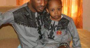 9ice and son Zion
