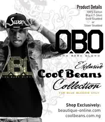 DAVIDO to Launch His O.B.O Clothing Line