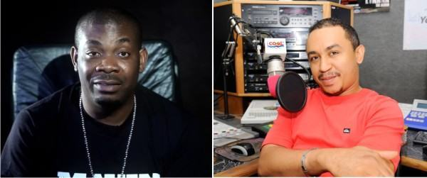 DON JAZZY in battle of words with Cool Fm OAP Freeze
