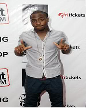 Davido to Dole Out N500,000 on His 20th Birthday