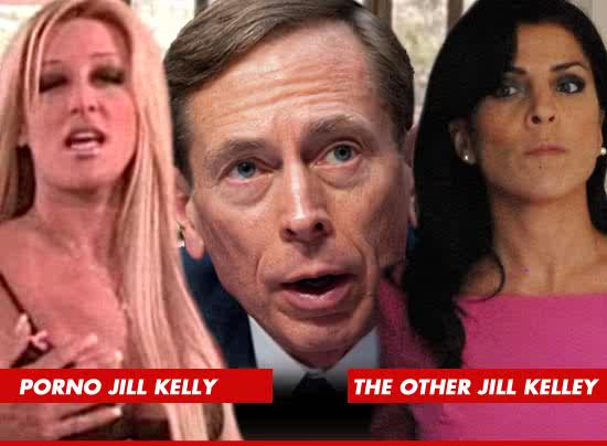 General David Petraeus Scandal - The Porn Star Connection