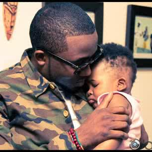 ICE PRINCE shares photo of his cute son