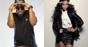 Ice Prince and Bonang Matheba