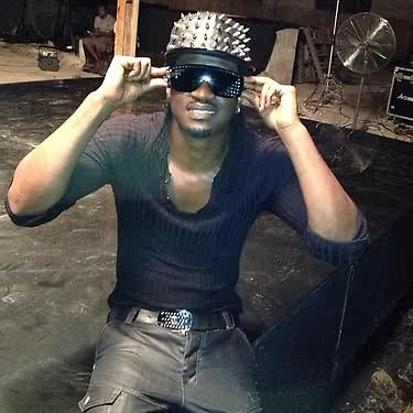 Paul psquare alingo video shoot naijavibe