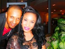 Tonto Dikeh and friend