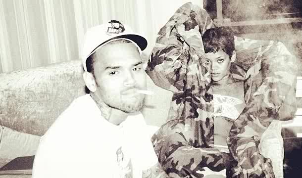 Chris brown and Rihanna NaijaVibe