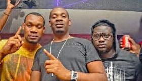 D'prince, Don Jazzy and wande Coal