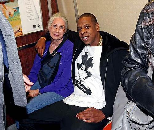 Jay-Z Explains To Elderly Woman Who He Is