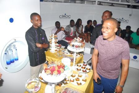 Naeto C Gets Surprise Birthday Party