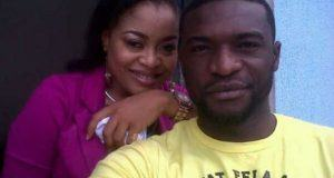 Nkiru Sylvanus and Kenneth Okolie