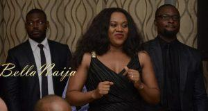 Stella Damascus speaks about engagement ring