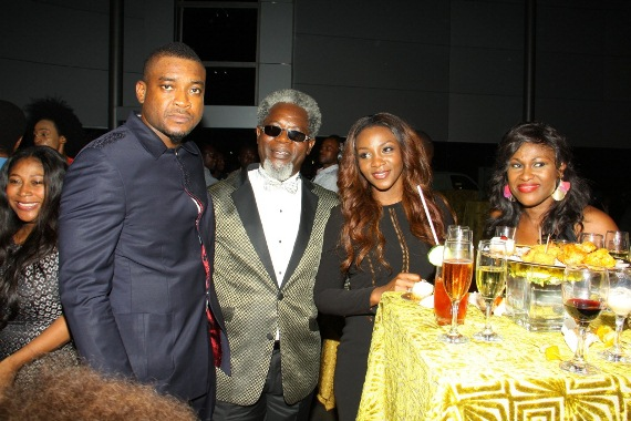 Africa Magic Viewers Choice Award Nominees event