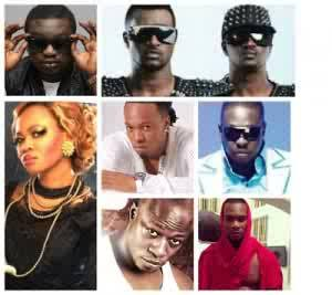 D'Prince, P-Square, KCee, others condemn ban on videos