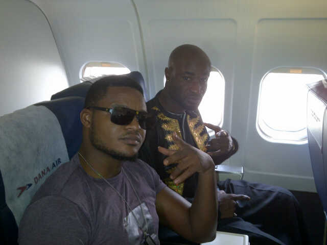 DIPP, Harrysong, others fly Dana Air as airline resumes operations