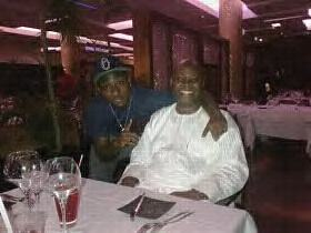 Davido's Dad, Dr. Adeleke Separates from New Wife
