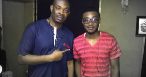 Don Jazzy and TOC