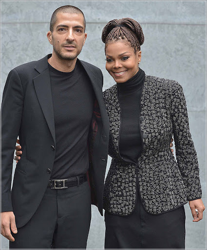 Janet Jackson and Wissam