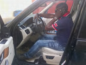 Terry G Buys Brand New Range Rover