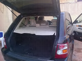 Terry G New Range Rover Sports
