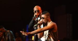 Banky W and Wizkid
