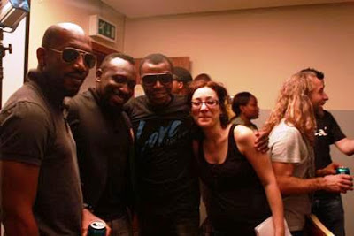 Darey & friends celebrate birthday