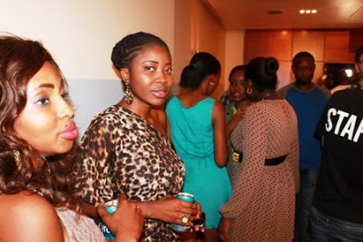 Darey's Surprise Birthday Party at Eko Hotel and Suite