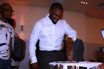 Darey's Surprise Birthday Party at Eko Hotel and Suites