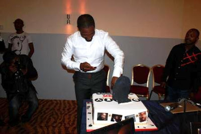 Darey's Surprise Birthday Party at Eko Hotel