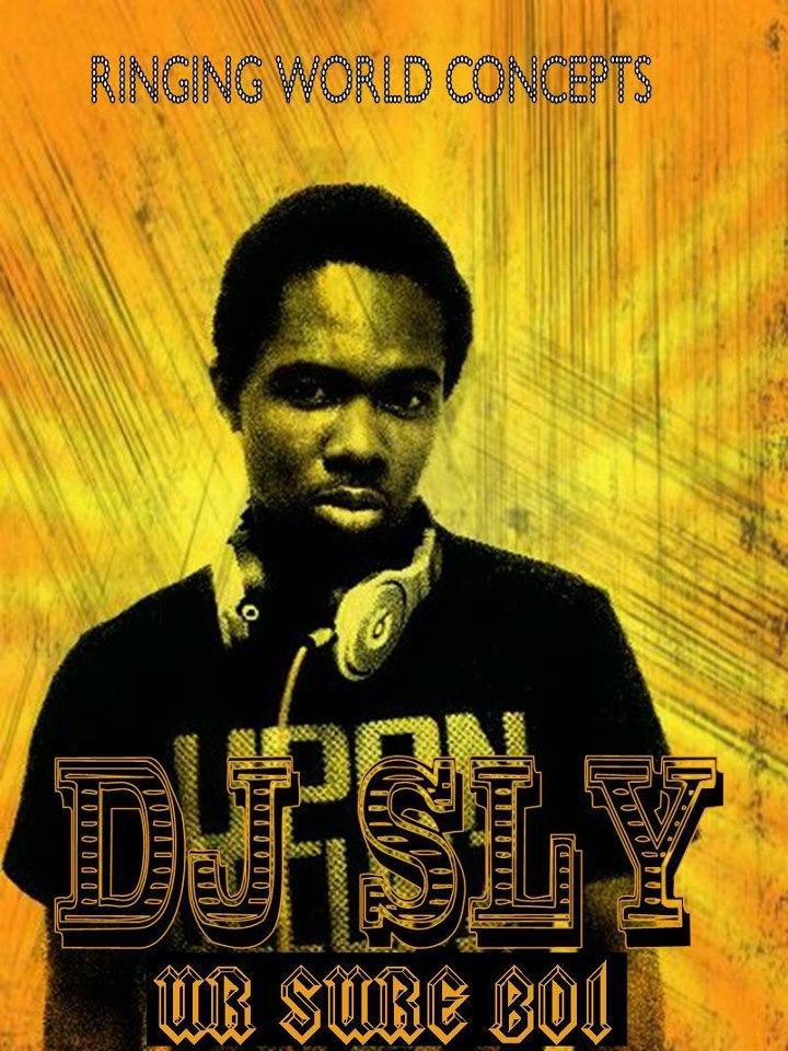 Dj Sly - Naija MixTape (Freestyle)