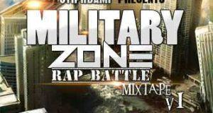 Dj Stiphbami - Military Zone
