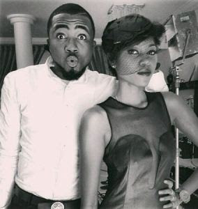 Ice Prince & Yvonne Nelson