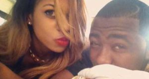 Ice Prince and Yvonne Nwosu