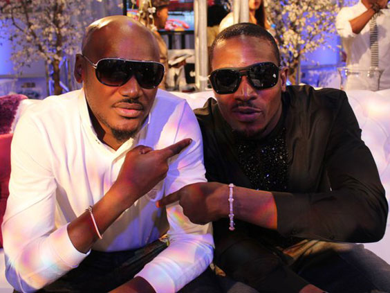 2face and D'banj