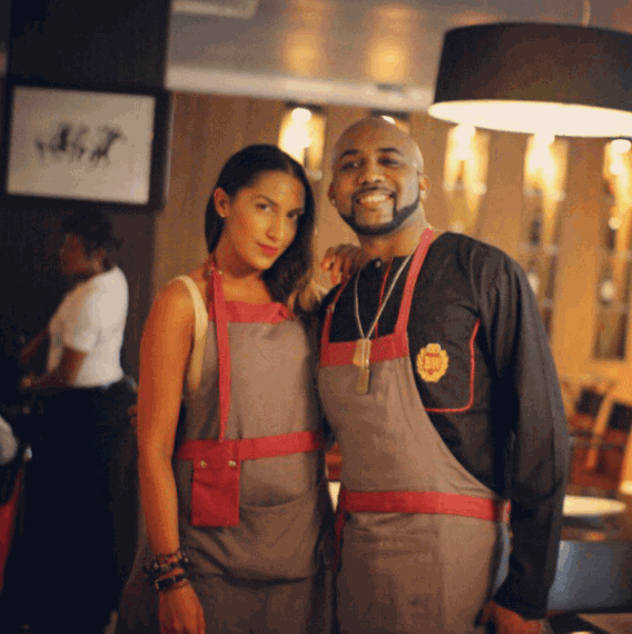 Banky W In The Kitchen