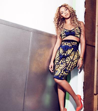 Beyonce's Sultry Post-Baby Figure Covers SHAPE Magazine