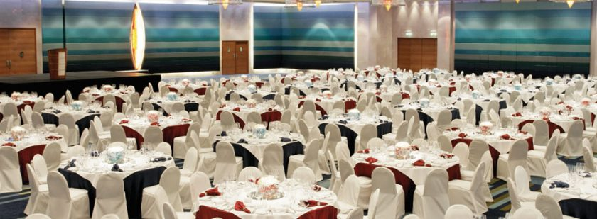 Checkout the Venue of 2face's and Annie's Wedding