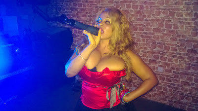 Cossy Orjiakor In A Live Performance