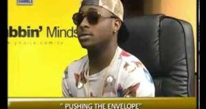 Davido talks on Wizkid, split with Asa Asika, his Tattoos and more [ViDeo]