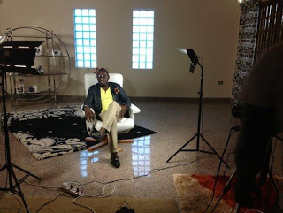 Jim Iyke New Reality Show 'Unscripted'