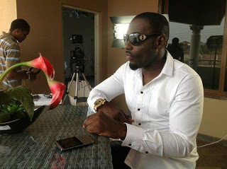 Jim Iyke 'Unscripted'