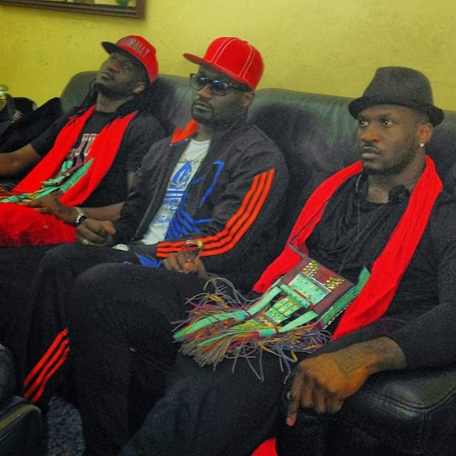 Jude and Psquare