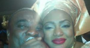 Kwam 1 and new wife