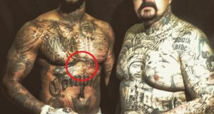 The Game Tattoos Obama on His Chest