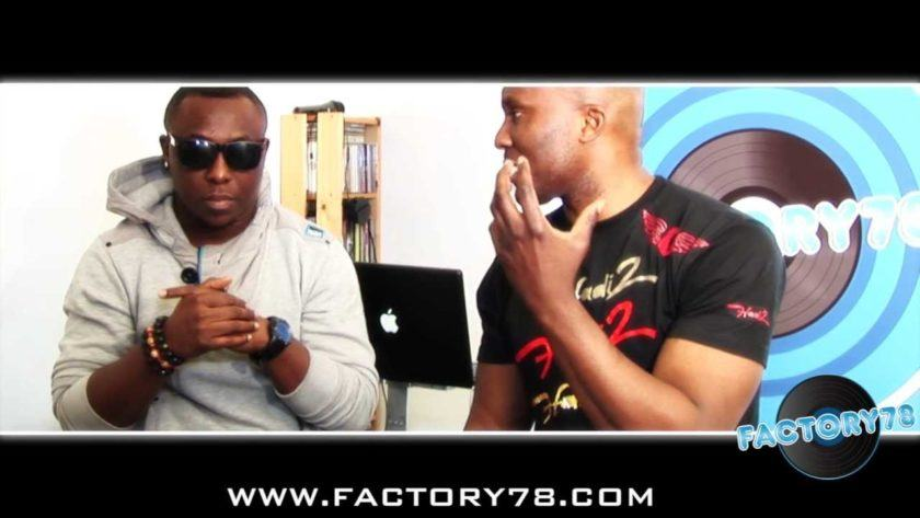 YQ Exclusive Interview on Factory78tv