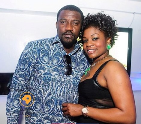 Actor John Dumelo's Secret Wife
