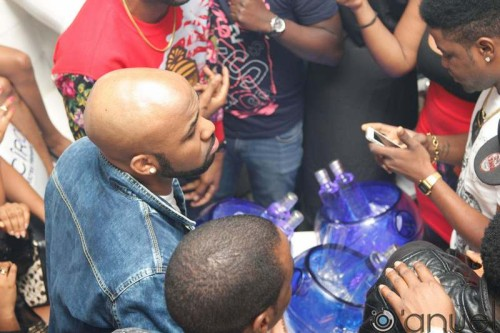 Banky W Birthday Party