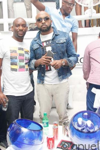 Banky W's Birthday Party